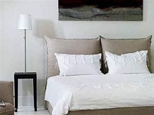 Tete De Lit Houssable : coussin tete de lit dehoussable ~ Dode.kayakingforconservation.com Idées de Décoration