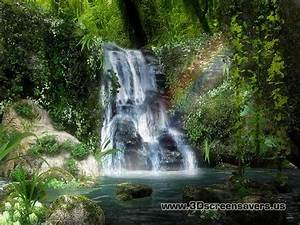 Download Free 3D Waterfall Screensaver Download