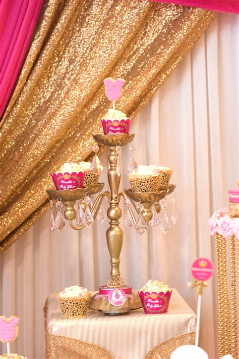 karas party ideas royal princess baby shower karas