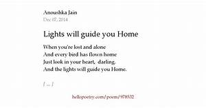 Lights will guide you Home by Anoushka Jain