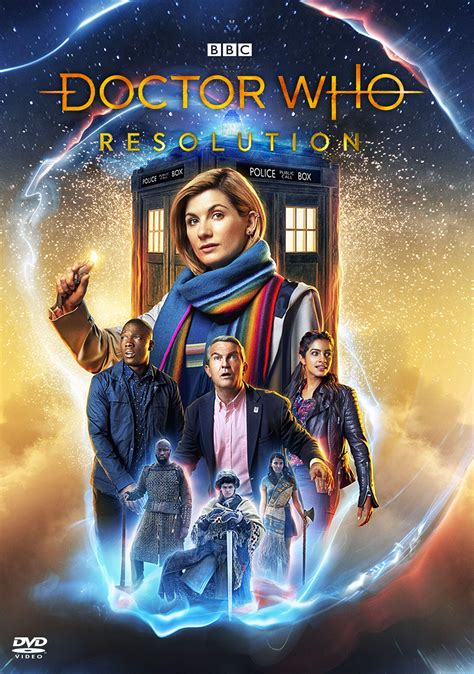 Doctor Who DVD Release Date