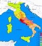 Roman expansion in Italy - Wikipedia