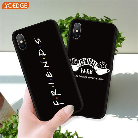 friends tv show funny central perk park phone case
