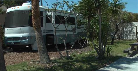 Eau Gallie Boat And Rv Storage Melbourne Fl by Lucky Clover Rv Mobile Home Park
