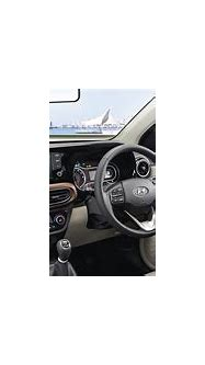 AURA Interior - Stylish New Sedan   Hyundai India