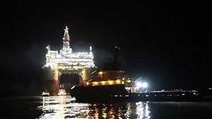 Chevron Moves Big Foot Platform After Damage
