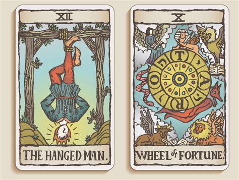 Wheel Of Fortune Tarot Play At Your Own Risk