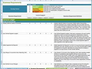 erp rfp template for services erp software rfp template With erp requirements document template
