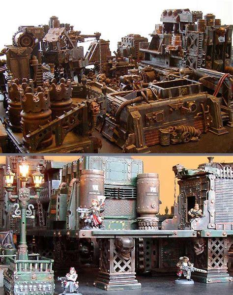 coolminiornot forge world industrial terrain