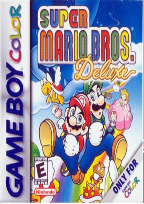 gameboy color rom mario bros deluxe j rom for gbc gamulator