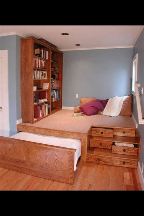 beds  small spaces platform beds  small spaces  pinterest