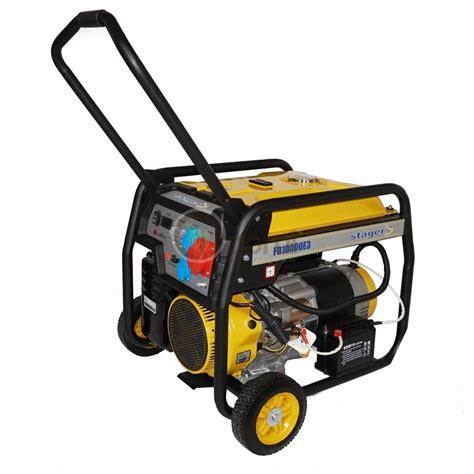 Motor Trifazic 4 Kw Pret by Generator De Curent Stager Fd10000e3 Trifazic Putere 8