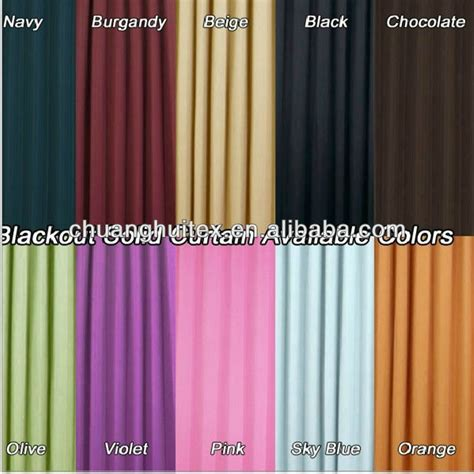 Blackout Curtains For Traverse Rods by Chuanghui Brand Pinch Pleated Top Curtain Panel Drape New