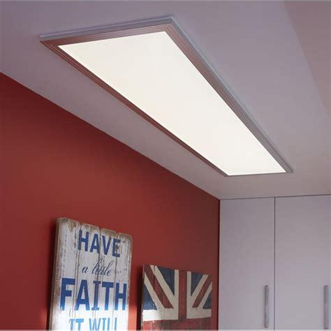 eclairage plafond cuisine led 25 best ideas about panneau led sur luminaire led eclairage led et led decoration