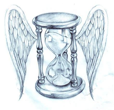 photo realism hourglass shaped tattoo google search