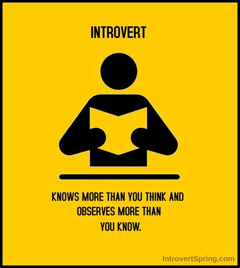 Introvert Meme - for introverts who are underestimated introvert spring