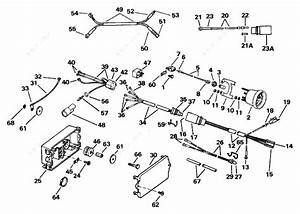 Evinrude 1992 120  Tilt Electrical