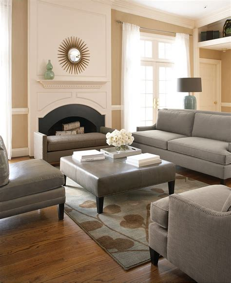 Living Room Wall Colors With Grey Furniture by Here You Go Calyn Hight Khaki Walls With Grey Black
