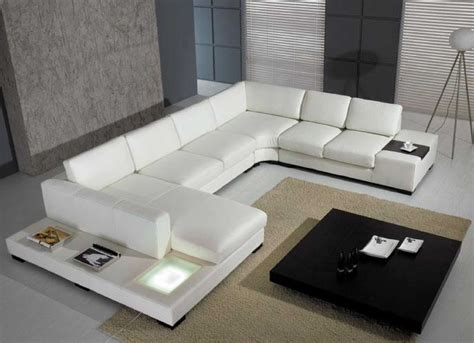 canapé italien design natuzzi t35 leather sectional by vig interiors