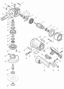 Buy Makita 9047l Replacement Tool Parts