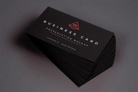 100 Best Free Psd Business Card Mockups 2018 Business Card Mockup Psd Free Download Templates Beauty 6 Cards - File Nz For Photographer Font Small Size Standards Microsoft Word