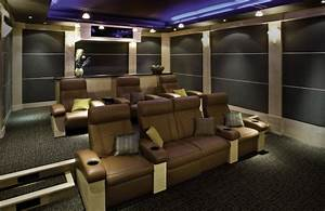 how to choose the perfect home theater seating freshomecom With furniture for small home theater