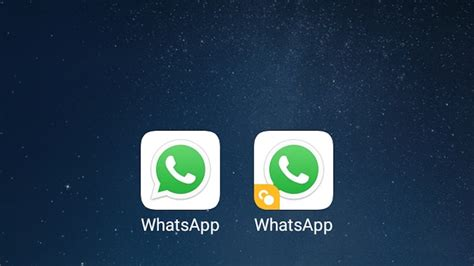 dual whatsapp how to run two whatsapp accounts on one phone infinity vision