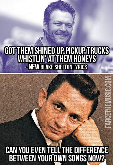 Blake Shelton Meme - farce the music blake shelton is so tedious