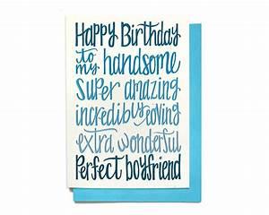 Happy Birthday Boyfriend Cards – gangcraft.net