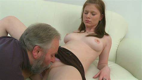 Sizzling Granny Like Kissing A Kitty Vagina Fascinating Kinky Student Exploited Old Grandpa Engulfing Her Ass And Boobies