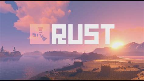 4k rust lapse theme