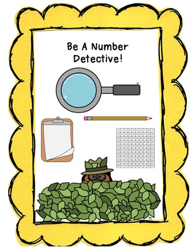 Bookish Ways In Math And Science Monday Math Freebie Be