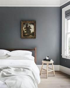 Chambre Gris Blanc : 1001 id es pour choisir une couleur chambre adulte ~ Melissatoandfro.com Idées de Décoration