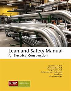 Pdf  Lean And Safety Manual For Electrical Construction