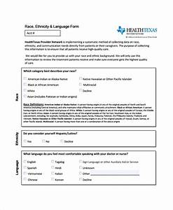 Sample patient registration form 8 free documents for Patient report form template download