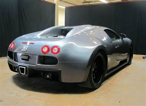 Earlier i posted about an affordable bugatti veyron that some of us could buy. Réplica Bugatti Veyron con base de Mercury Cougar