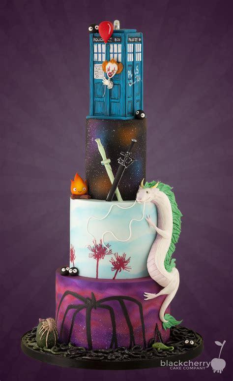 cherry cake company wedding cakes