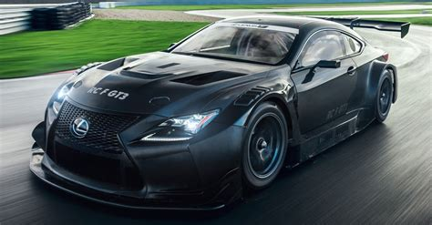 awesome lexus sedans lexus rc f gt3 reminds us how awesome racing cars look all