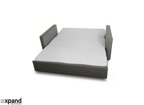 size futon harmony size memory foam sofa bed expand