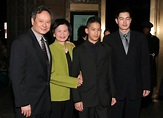 Ang Lee and Jane Lin Photos Photos - New York Film Critics ...