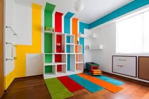 canapé cercle 24 idées décoration de salles de jeux pour enfants