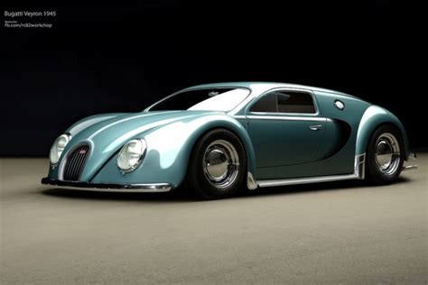 That would be a 2006 bugatti veyron 16.4, wearing chassis number 001. Chase Gregory: Bugatti Veyron 1945 by RC82 Workchop