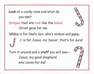 Free Candy Cane Poem for You   Wee Can Know