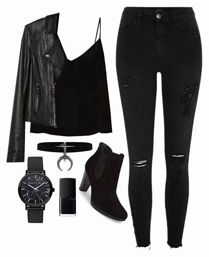 Polyvore Outfits Clothes Funeral Outfit Teen Wattpad