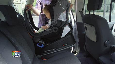 siege auto comment l installer comment bien utiliser siège auto groupes 0 et 0