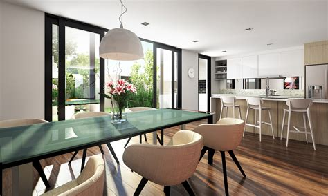 contemporary dining room ideas 12 contemporary dining room decorating ideas roohome