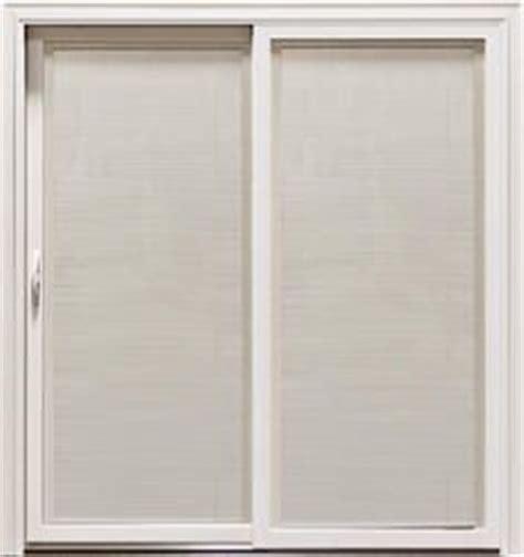 mastercraft white aluminum single sliding 6 ft patio door