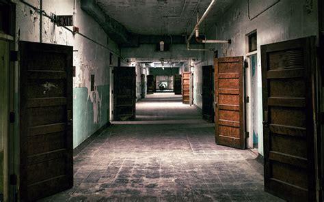 hostel corridor interior hd wallpaper