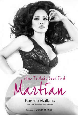 love   martian  karrine steffans