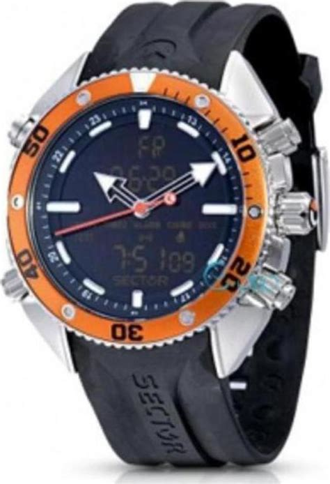 Sector Dive Master - sector mens dive master chronograph r3251967115